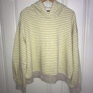 Lou & Grey striped hoodie